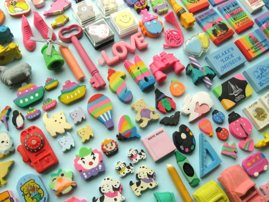 Eraser Collection 02